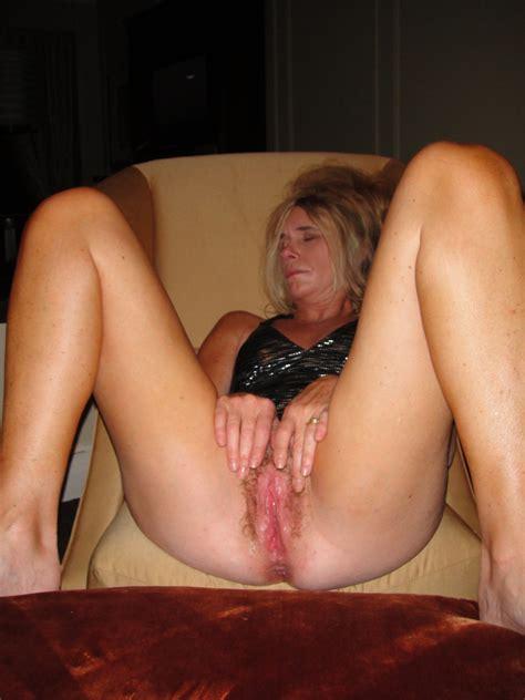 Slut Wife Bridgette Mature Hairy Pussy At Homemoviestube Com