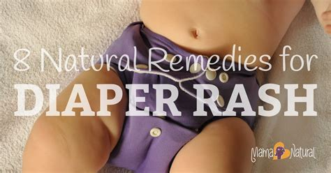 Diaper Rash What It Is And How To Treat It Naturally At Home