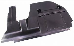 Lh Lower Dash Fuse Cover Panel 81