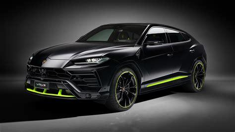 Lamborghini Urus Graphite Capsule Wallpaper 4K, 2021, Dark ...