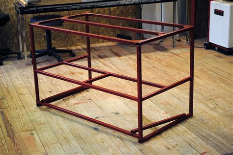 workbench plans metal  woodworking