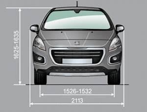 Caractéristiques Peugeot 3008 : peugeot 3008 dimensions caract ristiques techniques manuel du conducteur peugeot 3008 ~ Maxctalentgroup.com Avis de Voitures