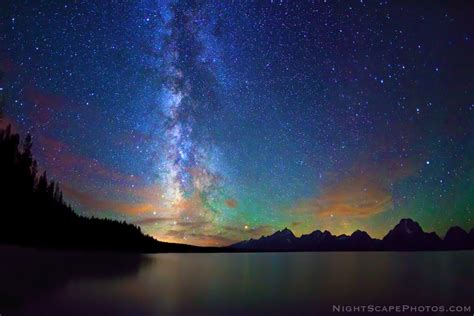 Into The Night Photography How Photograph Milky Way