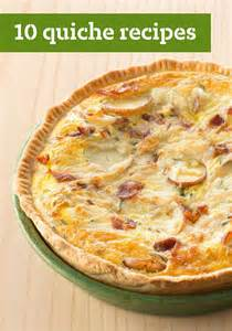 Breakfast Brunch Quiche Recipes