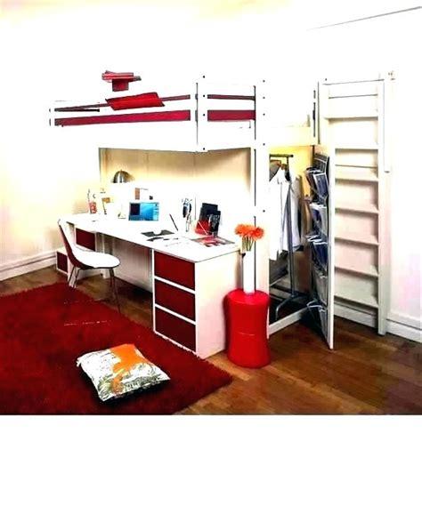 conforama lit en hauteur lit mi hauteur avec bureau lit mi hauteur cm 3 1 commode