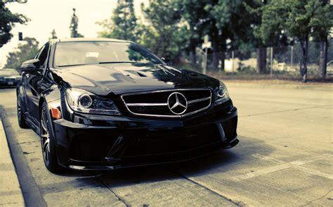 Black Mercedes Luxury Car Wallpaper  2560x1600 2745
