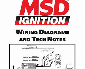 Msd 6al Wiring Diagram Ford