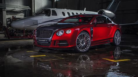 2013 Mansory Sanguis Bentley Continental Gt Wallpaper