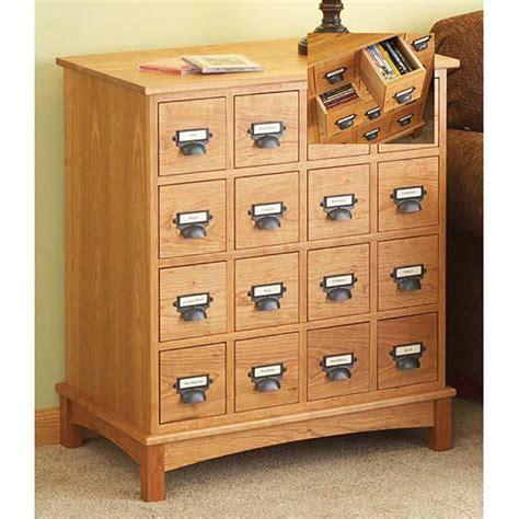 media cabinet woodworking plan  wood magazine