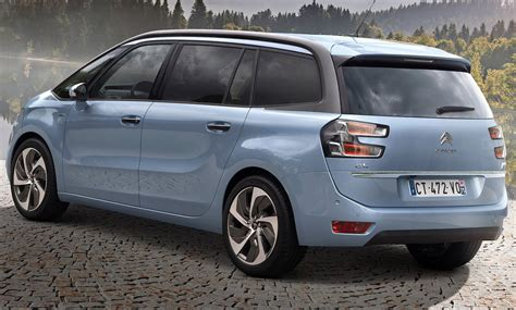 2014 Citroen Grand C4 Picasso Deatils And Photos