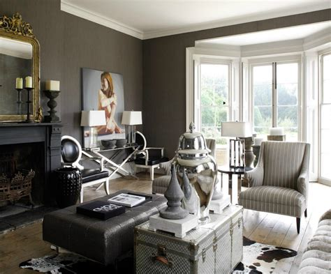 Grey And Taupe Living Room Ideas by Luxe Living Space In Taupe White And Grey T A N Y E S H A