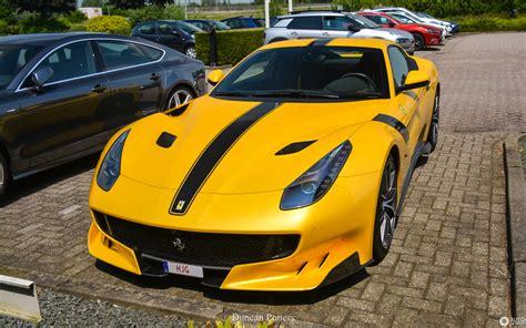 The newest special edition ferrari isn't friendly. Ferrari F12tdf - 23 July 2017 - Autogespot