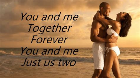 rockie robbins quot you and me quot together forever