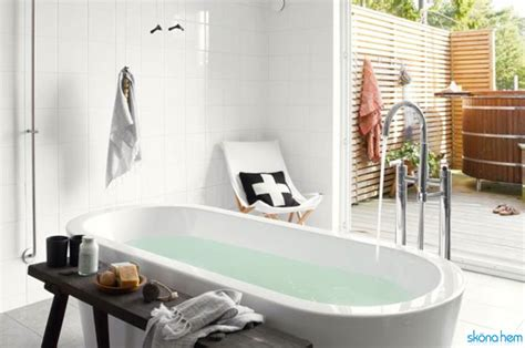 Stunning Swedish Outdoor Hot Tub