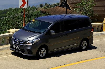 Brand New Car Price Philippines by Ayala S New Brand Maxus Undergoes Extensive Testing