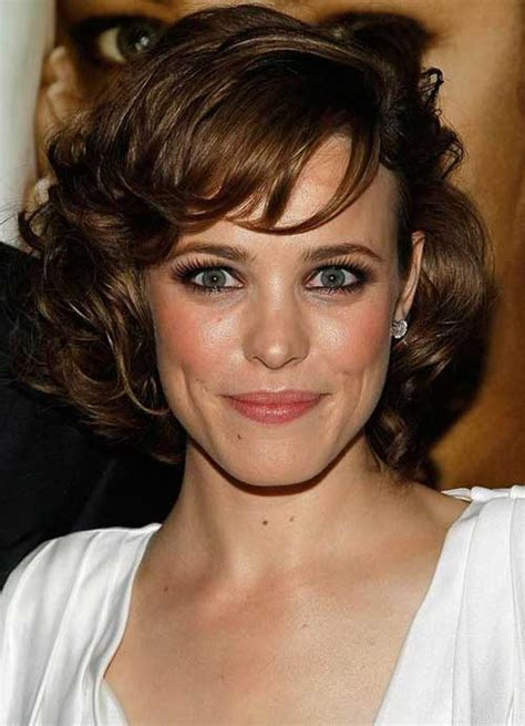 latest short curly hairstyles  oval faces short