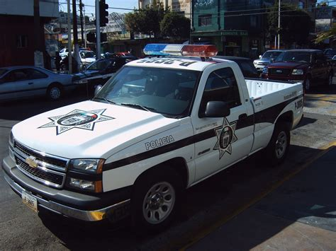 Tijuana Police Officers Claim Corruption In The Force Kpbs