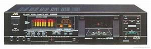 Jvc Kd-v400 - Manual - Stereo Cassette Deck