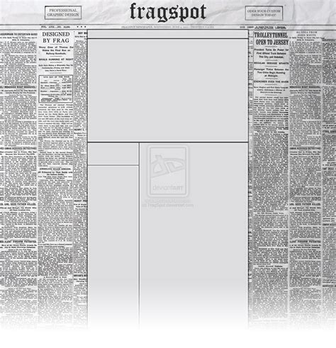 Newspaper Wallpaper Wallpapersafari
