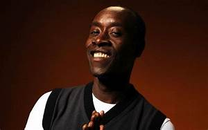 Don Cheadle - Ethnic Who - Brother, Sister to Wife ...