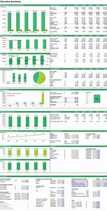 Excel Amortization A Financial Model Template To Perform A Dcf Valuation Of A