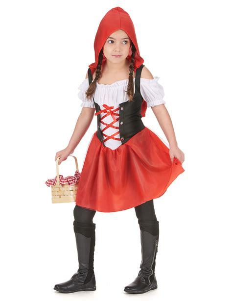 Disfraz caperucita roja niña con capa: Disfraces niños y