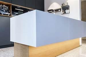 Dunstabzugshaube Zieht Nicht : renovierung offene k che mit grauen fronten raumfabrik m nster ~ Markanthonyermac.com Haus und Dekorationen