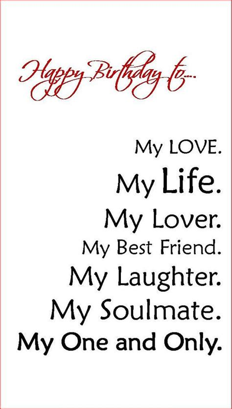 boyfriendfiancehusband birthday card