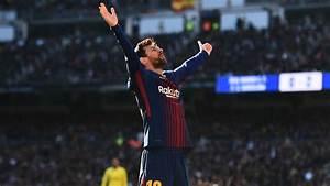 Messi Now LaLiga39s Leading Scorer Against Madrid