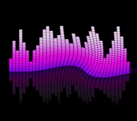 sound waves wallpaper wallpapersafari