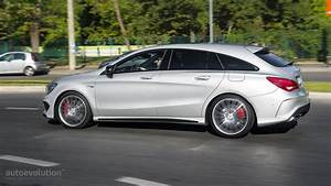 Mercedes Cla Break : 2016 mercedes benz cla45 amg shooting brake review ~ Melissatoandfro.com Idées de Décoration