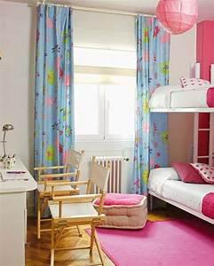 Kinderzimmer Für Zwei : kinderzimmer f r zwei m dchen ~ Frokenaadalensverden.com Haus und Dekorationen