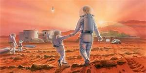 Where's the Mars Colonization Plan? Beneath Outdated Space ...