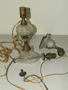 Antique Lamp Light Parts