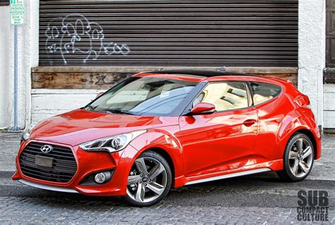 Hyundai Veloster Turbo 2013 by Review 2013 Hyundai Veloster Turbo Adding Some Much