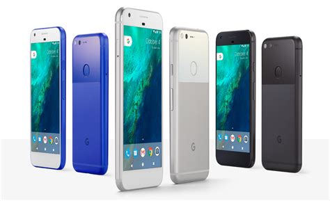 pixel and pixel xl all the official
