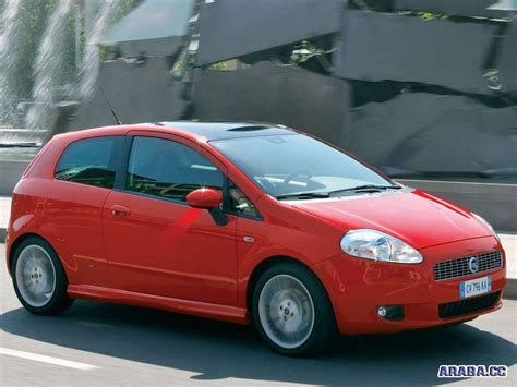 fiat grande punto  related infomation