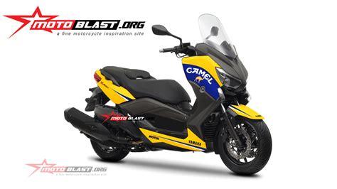 Gambar Motor Yamaha Xmax by Koleksi Variasi Motor Xmax 250 Modifikasi Yamah Nmax