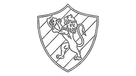 como desenhar o escudo do sport recife scr how to draw the sport recife logo scr youtube