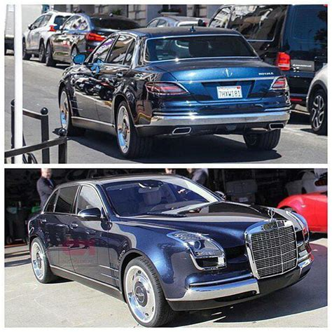 S600 Royale by Mercedes S600 Royale 9gag