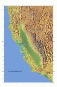 Mmi Intensity Maps For The 1906 San Francisco Earthquake