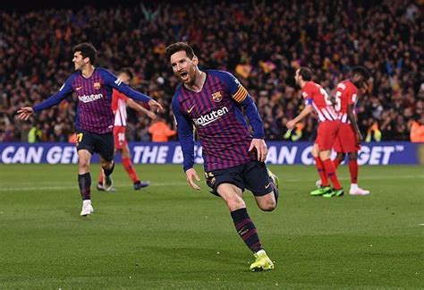 Page 5 - Barcelona 2-0 Atletico Madrid: 5 Men who won the ...