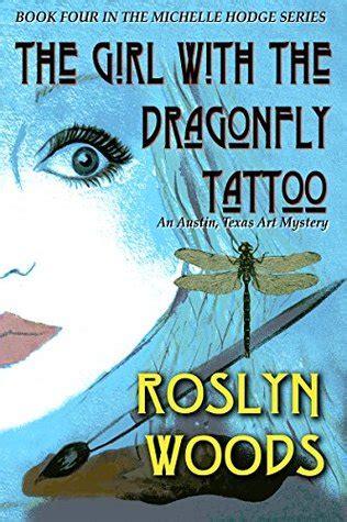 girl   dragonfly tattoo  austin texas art