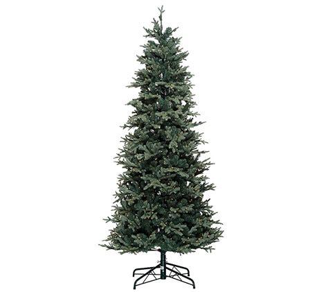 bethlehem lights 7 5 slim blue spruce tree