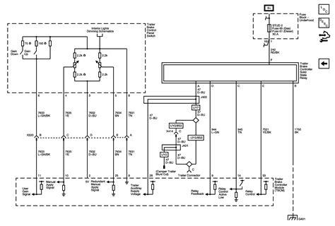 Chevy Silverado Trailer Wiring Diagram Free