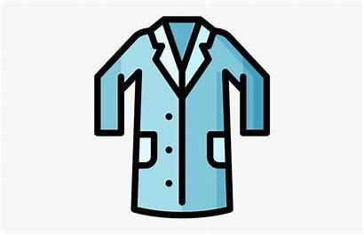 Lab Coat Clipart Apron Clip Doctor Cartoon