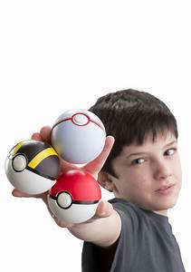 pokemon throw n catch poke ball