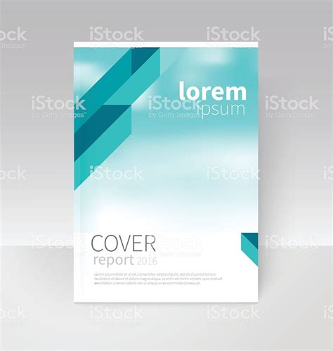cover design brochure flyer annual report cover template