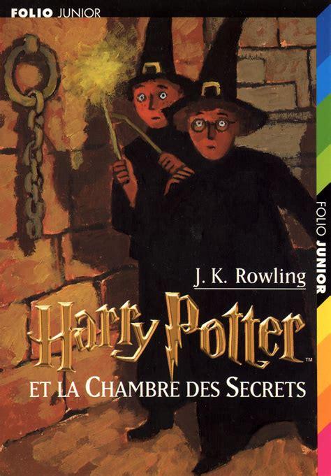 la chambre livre fichier couverture hp2 fr folio1 jpg wiki harry potter