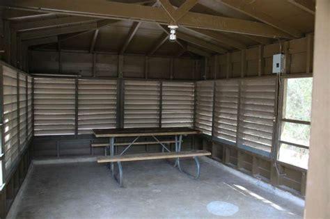 garner state park screened shelters  garner texas